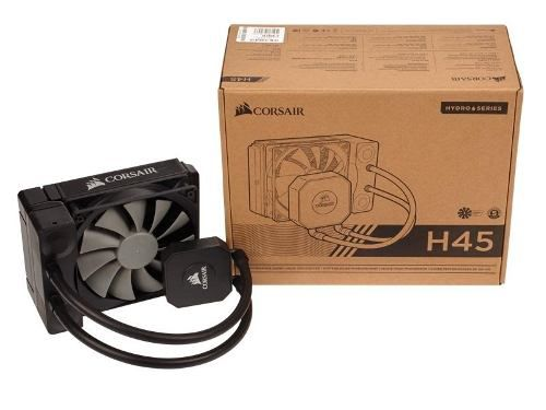 Water Cooler Hydro Series H45 120mm - Corsair - Nf-e