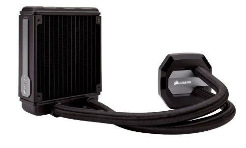 Water Cooler Hydro Series H80i V2 120mm - Corsair - Nf-e