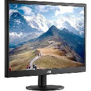 Monitor Aoc Led 21,5 1920x1080 Widescreen Full Hd Vga Vesa