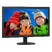Monitor Philips Led 23,6 Led 1920x1080 Full Hd Widescreen