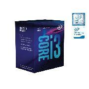 Processador Intel Core I3-8100 3.60ghz 6mb Lga1151 8ª Ger.