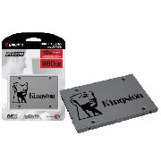 Ssd 2,5 Kingston Uv500 960gb Nand 3d Sata Iii Nf-e Garantia