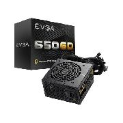 Fonte Atx 650w 80 Plus Gold - Evga - 100-gd-0650-v0