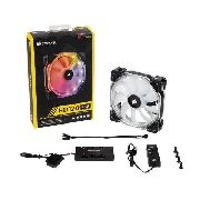 Cooler Fan Corsair Hd120 High Performance Rgb Led 120mm
