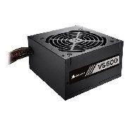 Fonte Atx Vs600 - 600w Real 80 Plus White - Corsair