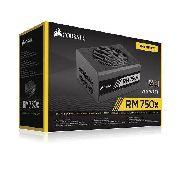 Fonte Corsair Atx Rm750x - 750w 80 Plus Gold Full-modular