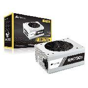 Fonte Corsair Atx Rm750x 750w 80plus Gold Full Modular White
