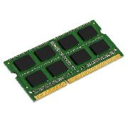Memória RAM PARA NOTEBOOK KINGSTON SODIMM DDR3 4GB 1600MHZ CL11 LOW VOLTAGE - KVR16LS11/4