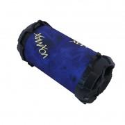 CAIXA DE SOM BLUETOOTH FM/SD/USB BOMBOX STREAM MULTM 80W PRETO/AZUL (VM-M680 PRETO)