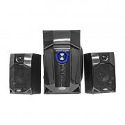CAIXA DE SOM BLUETOOTH / RADIO / SD / USB / AUX / CONTROLE 182B