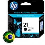 CARTUCHO DE TINTA HP C9351AB HP 21 PRETO 7ML