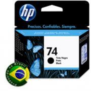 CARTUCHO DE TINTA HP CB335WB HP 74 PRETO 5,5ML