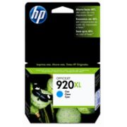 CARTUCHO DE TINTA OFFICEJET HP CD972AL HP 920XL CIANO 7,5ML