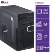 COMPUTADOR BUSINESS B300 - R3-3200G 3.6GHZ 8GB DDR4 HD 1TB HDMI/VGA FONTE 200W