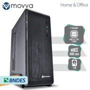 COMPUTADOR HYDRO INTEL I3 7100 3.9GHZ 7ª GERAÇÃO MEMORIA 4GB HD 1TB HDMI LINUX GABINETE SLIM - MVHYSI3H1101T4