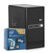 COMPUTADOR KIT WORK/HOME INTEL I3 2120 4GB SSD 120GB