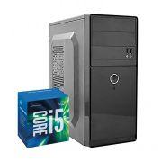 COMPUTADOR KIT WORK/HOME INTEL I5 7400 4GB SSD 240 GB