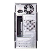 Gabinete K-Mex GM-06TH Preto 2 Baias com Fonte PX300