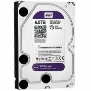 HDD DRIVE WD60PURX 6TB SATA 2 3,5'' 5400RPM 64MB PURPLE INTELBRAS