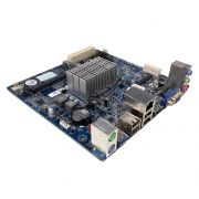 Placa mãe Pcware Mini ITX IPX1800E2 com processador integrado Celeron J1800 s/ v/ r