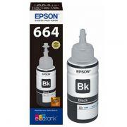 Refil tinta epson preto t664120-al