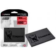 Ssd 2,5 A400 480gb Sata Iii Blister Kingston + Nfe sa400s37/480g