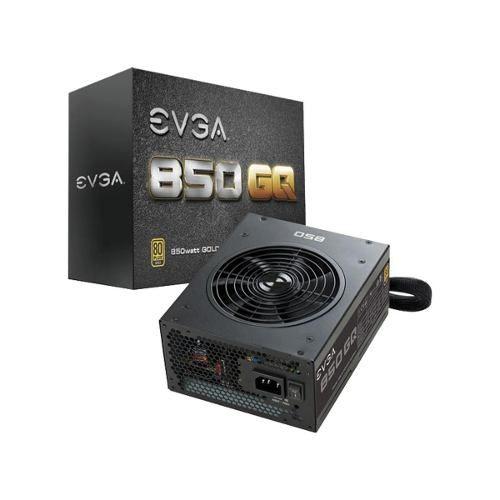 Fonte Atx 850w 80 Plus Gold Modular Modo Eco - Evga