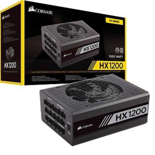 Fonte Atx Hx1200 1200w Full-modular 80plus Platinum Corsair