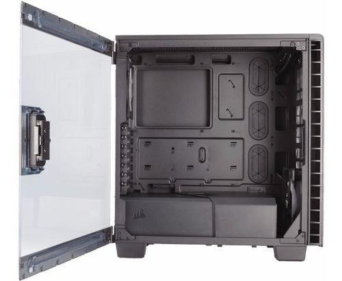 Gabinete Carbide Series 400c Acrilico Preto - Corsair + Nfe