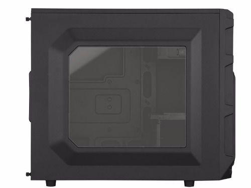 Gabinete Carbide Series Spec-03 Shade Led Vermelho Corsair