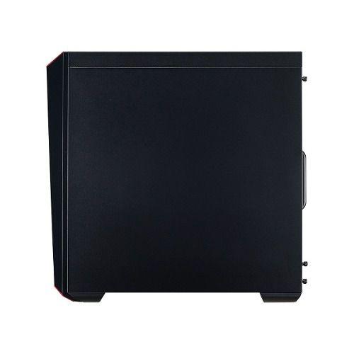 Gabinete Cooler Master Masterbox Lite 5 3 Cores Acabamento