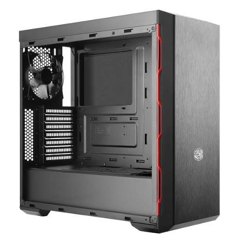 Gabinete Cooler Master Masterbox Mb600l Borda Red (vermelha)