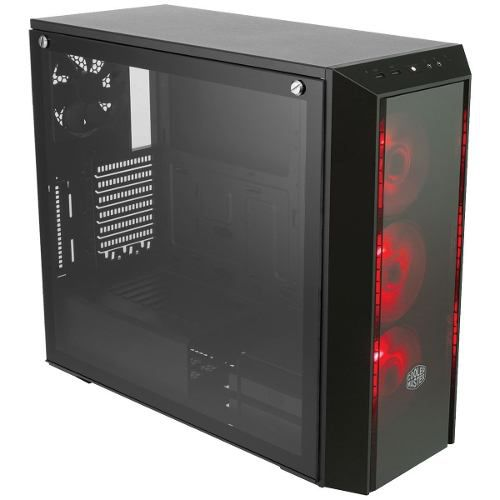 Gabinete Cooler Master Masterbox Pro 5 Rgb Vidro Temperado