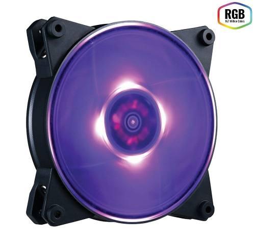 Fan Gabinet Cooler Master Masterfan Pro 140 Air Pressure Rgb