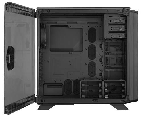 Gabinete Corsair Full-tower Graphite Series 760t Preto - Nfe