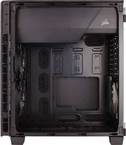 Gabinete Fulltower Carbide Series Clear 600c Inverse Corsair