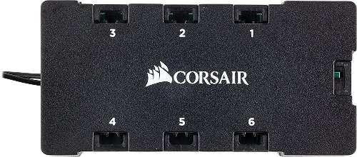 Cooler Fan P/ Gabinete Corsair Ll120 Rgb 120mm Pack Com 3