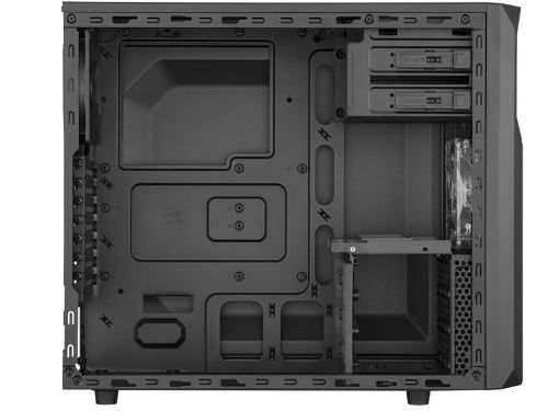 Gabinete Gaming Carbide Series Spec-02 Led Azul Corsair Nfe