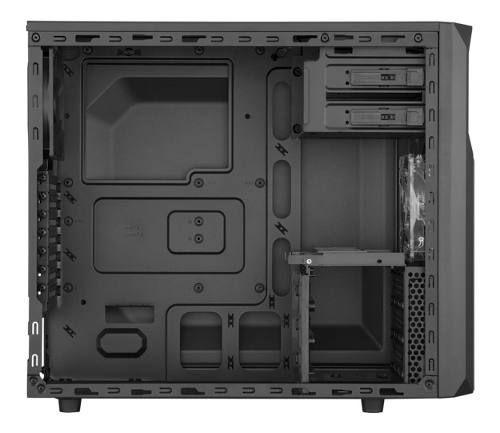 Gabinete Gaming Carbide Series Spec-02 Led Vermelho Corsair