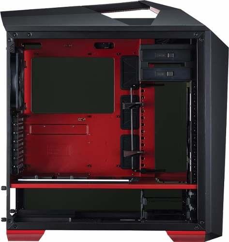 Gabinete Master Case Maker Preto/vermelho Cooler Master Nfe