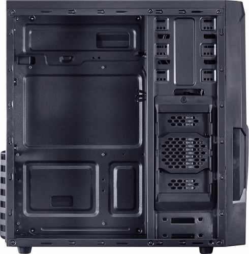 Gabinete Mid-tower Vx Gaming Thunder V2 Led Azul - Vinik