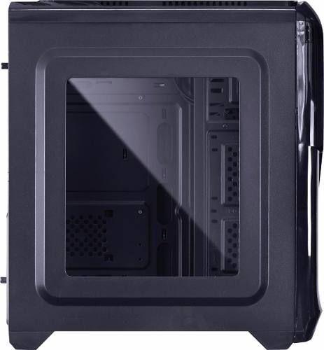 Gabinete Mid-tower Vx Twister V2 Led Vermelho Usb 3.0 Vinik