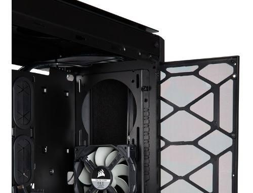 Gabinete Midtower Gamer Corsair Obsidian 500d Premium Vd Tem