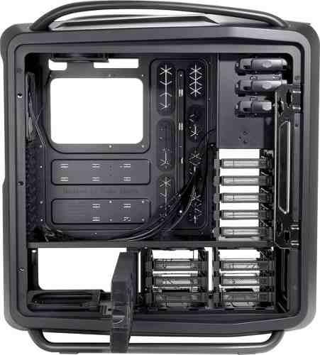 Gabinete Ultra-tower Cosmos Ii Preto - Cooler Master + Nfe