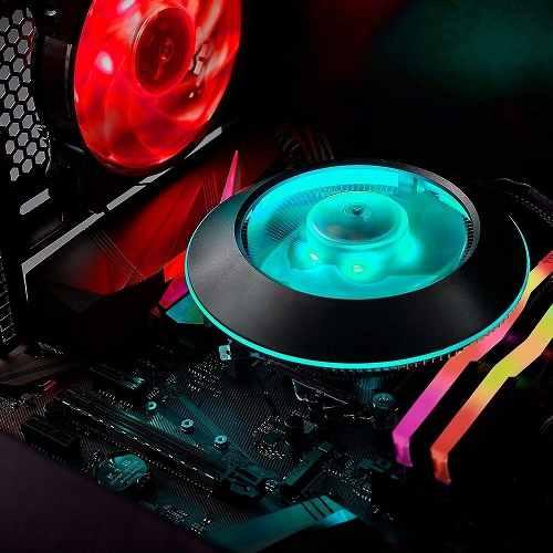 Air Cooler P/ Processador Masterair G100m Rgb Cooler Master