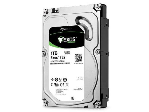 Hdd 3,5 Enterprise Servidor 24x7 Seagate St1000nm0008 1 Tera