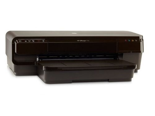 Impressora Jato De Tinta Color Oj 7110 A3 Wide Rede Wifi Hp