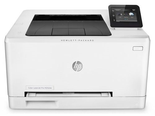 Impressora Laserjet Color Pro M252dw Eprint Wifi Duplex - Hp