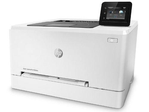 Impressora Laserjet Color Pro M254dw Wifi/rede/duplex - Hp