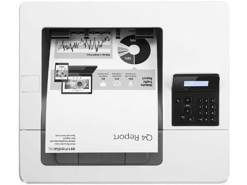 Impressora Laserjet Mono Hp M501dn Rede/duplex 45 Ppm